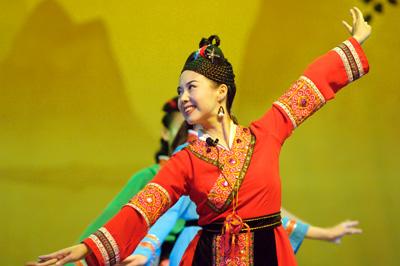 Fairy Singer San Jie Liu Show