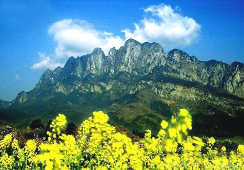 Wulao Peaks