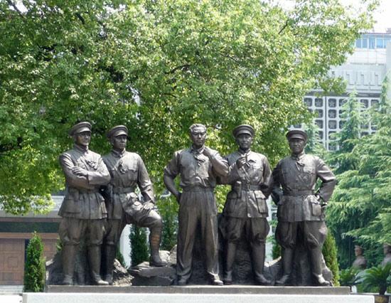 Nanchang August 1st Uprising Museum