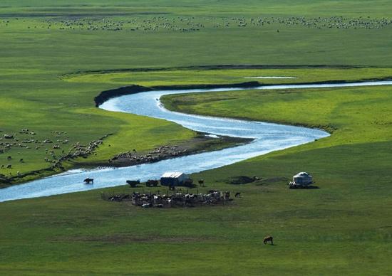 Baerhu Grassland