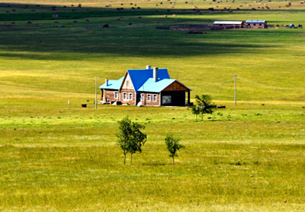 Bayanhushuo Grassland