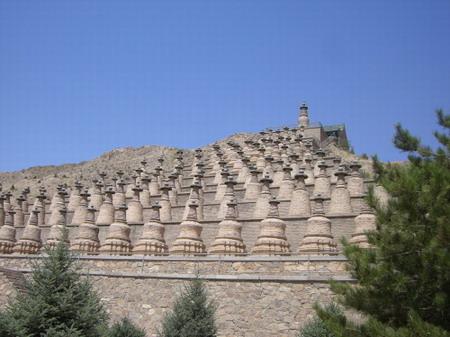 108 Pagodas