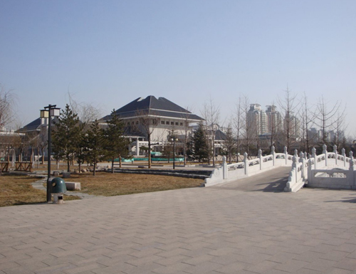 Zhou Enlai and Deng Yingchao Memorial