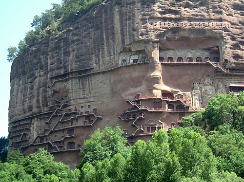 Maiji Caves