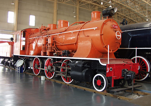 Shenyang Steam Locomotive Museum