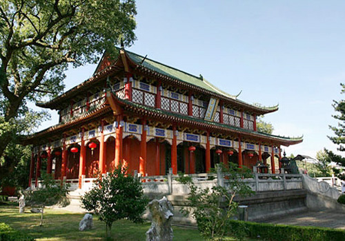 Mansion of Taoist Master