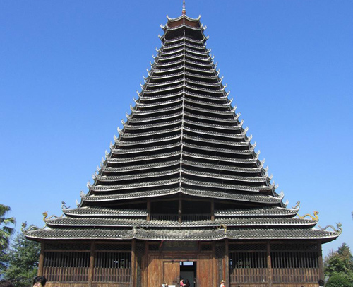 Sanjiang Drum Tower