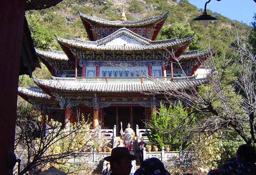 Jade Peak Temple