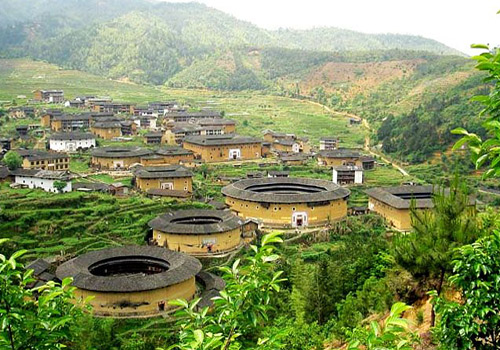 Chuxi Earthen Building Cluster