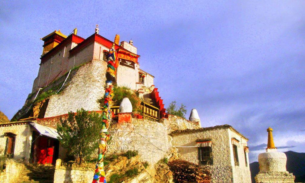 Trandruk Monastery