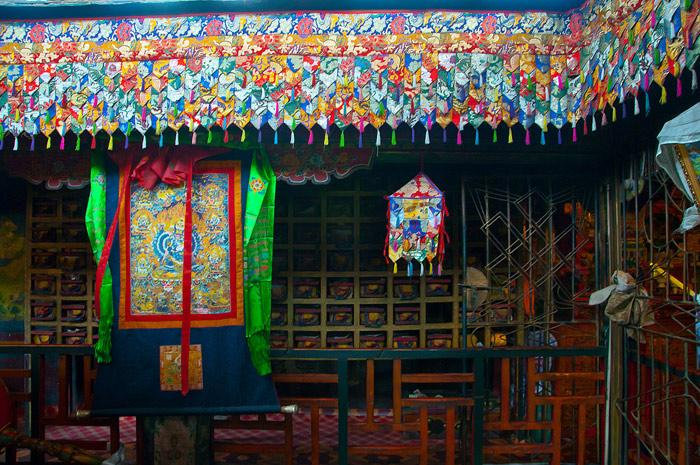 Yungbulakang Palace