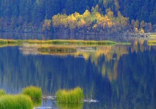 Shuoduhai Lake