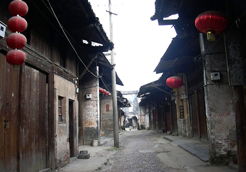 Daxu Ancient Town, Guilin