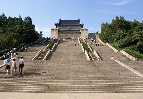 Dr.Sun Yat-sen's Mausoleum