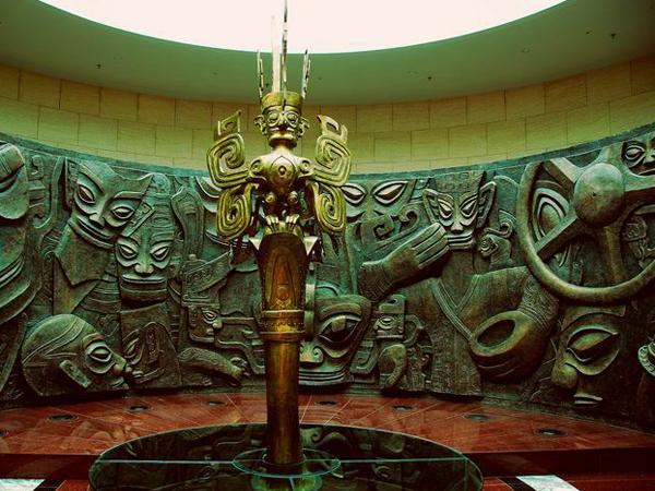 Sanxingdui Ruins