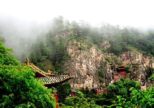 Mt. Hengshan Scenic Spot