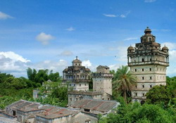 Kaiping  Watchtowers