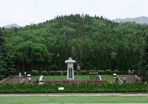 Mausoleum of Emperor Qin Shihuang