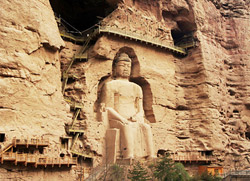 Bingling Temple Caves