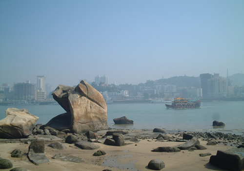 Gulangyu (Isle of Blown Waves)
