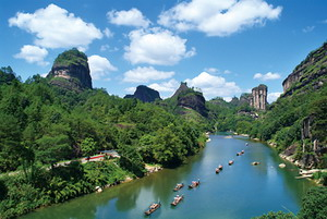 Wuyishan Travel Guide Wuyishan Tour Guide Attractions