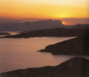 Sai Kung Penisula and Clear Water Bay