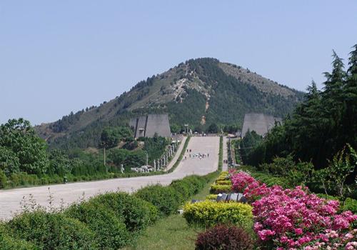 The Qianling Mausoleum