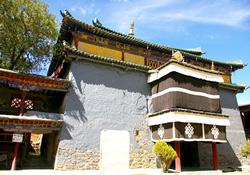 Shalu Monastery (Schalu Kloster)