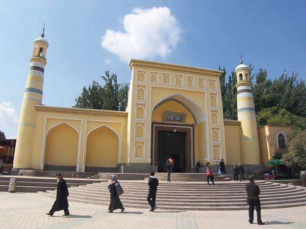 Idgar Mosque, Kashgar