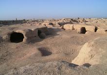 Karez Well System, Turpan
