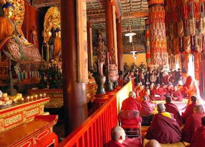 Lhama Monastery(YongHeGong)