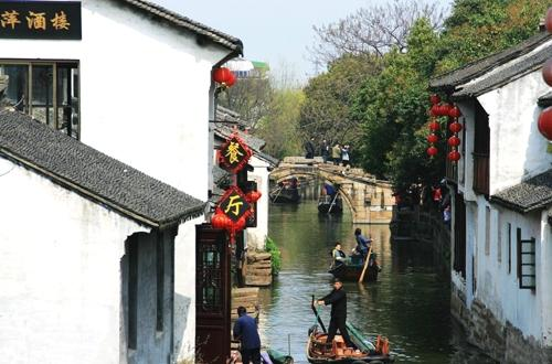 Zhouzhuang Transportation