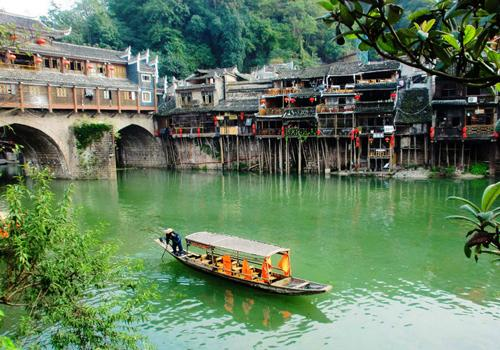 Xiangxi Tujia and Miao Minorities Autonomous Region transportation