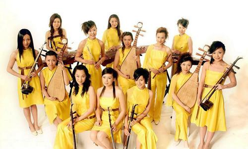 Western Music in China and Chinese New National Music