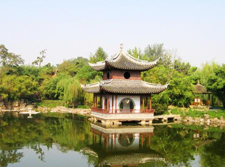 Features of Ancient Chinese Architecture