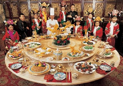 Chinese Cuisine, Chinese Culture