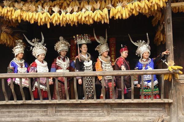 Ethnic Groups of China