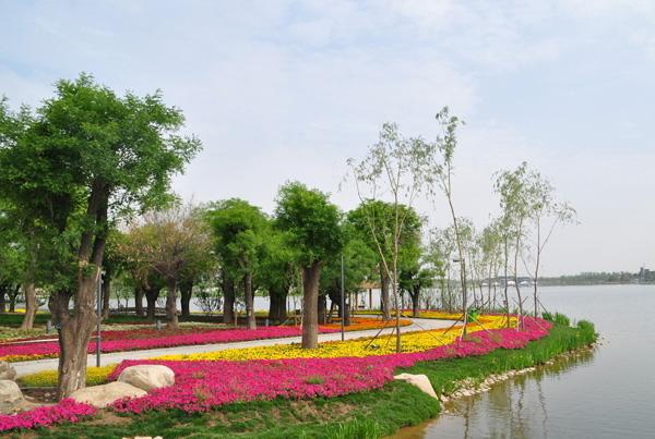 2011Xi'an International Horticultural Exposition (Apr. 28th - Oct. 22nd, 2011)