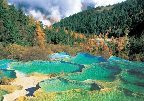 Jiuzhaogou Valley