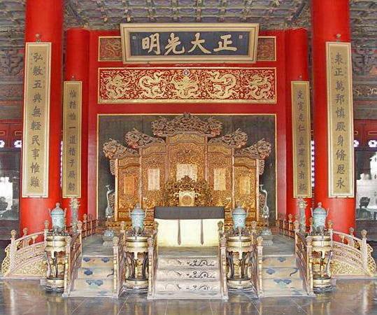 Qianqing Hall,Beijing