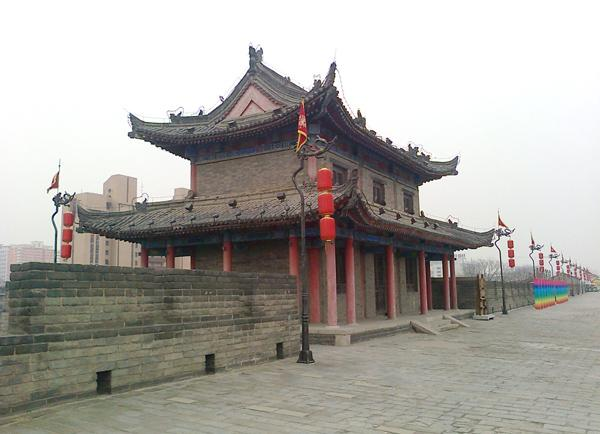 Ancient City Wall, Xi'an