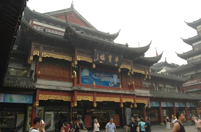 Town's God Temple, Shanghai