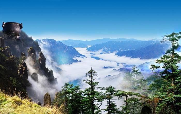 Mysterious Shennongjia Nature Reserve, Yichang
