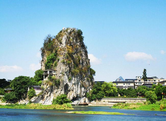 Fubo (wave-subduing) Hill, Guilin