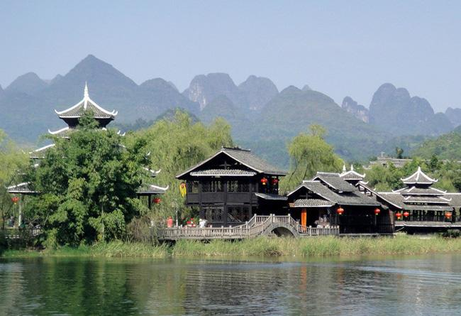 The Shangri-la, Guilin