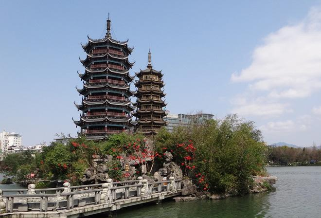 Two Rivers and Four Lakes of Guilin