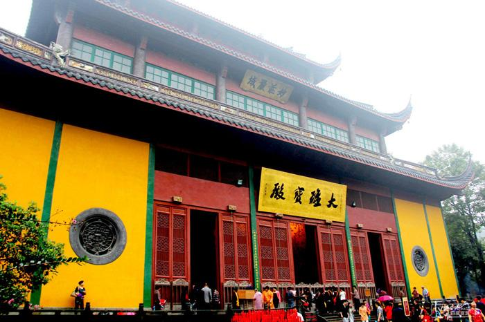 Ling Yin Temple (Temple of Soul's Retreat),Hangzhou