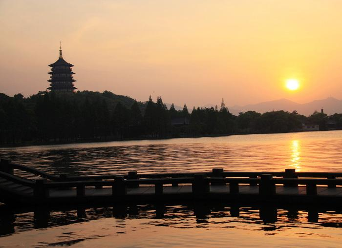 West Lake of Hangzhou