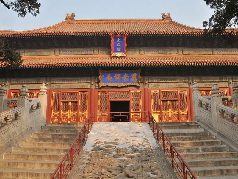 Confucius Temple Beijing, Guide, Fact
