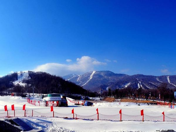 Yabuli International Ski Resort-2